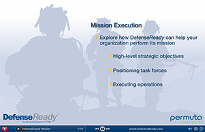 DefenseReady Mission